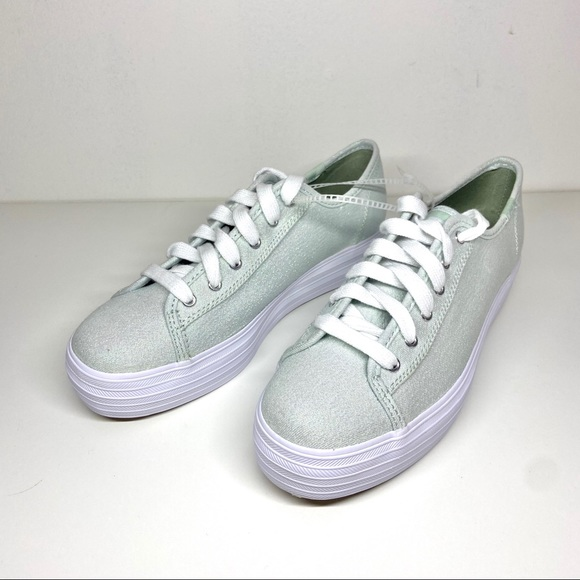 Keds | Triple Kick Iridescent Canvas Size 6.5